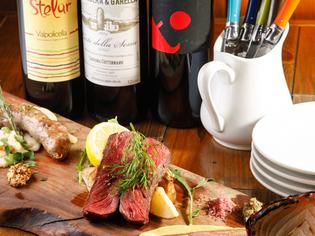 素材の良さやその土地の風土、生産者の個性が感じられるワイン