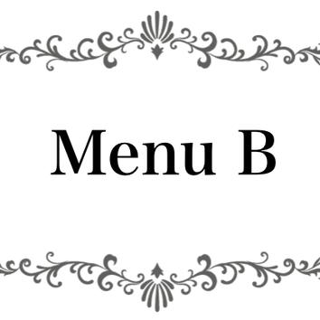 【ランチ】Menu B