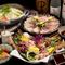 特製白湯スープで、純系名古屋コーチンの肉の旨みを堪能する