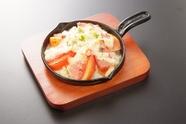 野菜の旨味を味わえる『グリル野菜の温サラダ 野菜のドレッシング』