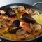 魚介と野菜のエキスが凝縮された『パエリア』