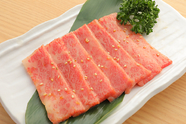 高品質のお肉が楽しめる『特上カルビ』
