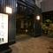 静かで落ち着いた雰囲気。日本の風情を感じる上品で佇まい