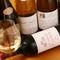 日本料理に合う銘醸ワインが充実。お好みの味のリクエストも歓迎
