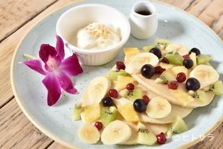 HAWAIIAN CAFE&BAR THE Lanikauの料理・店内の画像1