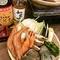 魚介のエキスがたっぷり染み出した『海鮮串鍋』も、おすすめ