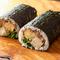 甘辛い味付けがやみつきになる『国産和牛肉巻き寿司』