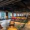ブルックリンのカフェを思わせるフォトジェニックな内装