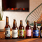 こだわりの製法でつくられた個性豊かなクラフトビールが勢揃い