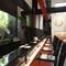 上質な空間と気さくな雰囲気で、天ぷらを味わってほしい
