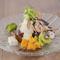 お皿で食べる新感覚スィーツ『皿パフェ』