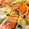 お肉だけではなく、新鮮な魚介料理も自慢の逸品!