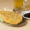 刺身やなめろうで食せる新鮮なアジをフライにした贅沢メニュー『アジフライ』