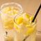 「レモン」をたっぷり使った『ウルトラ レモンサワー』