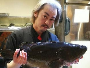 瀬戸内の鯛やハギ、愛南町のカツオなど新鮮な食材にこだわります