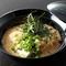 味噌の香ばしい風味と薫りが、口中に広がっていく『登録商標:早雲豆腐』