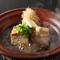 しっかりした弾力と食感の【萩野豆腐店】の木綿豆腐