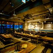 横浜西口の隠れ家的デートスポットで、最旬の美味に乾杯!