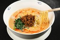 コクと深みのスープに注目『担々麺』