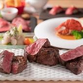 素敵な空間で、上質な熟成肉を楽しむ大人の女子会