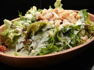シャキッとした食感とみずみずしさを味わう「新鮮野菜」