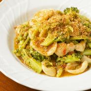 カジュアルに本格イタリア料理を堪能する
