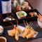 第1、第3月曜日は、寿司が食べられる特別コースを用意