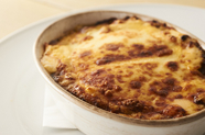 ラザニア・ボロネーゼソースとヴェシャメルソースとモッツァレラチーズ