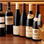 フランス各地のワインをリーズナブルな価格で。