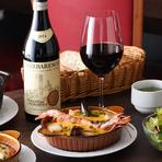 秋田の食材をふんだんに使ったイタリアン、秋田の魅力を再認識