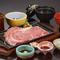 人気の米沢牛を贅沢に食す『米沢牛サーロインステーキ200g』