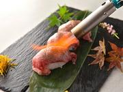 肉炙り寿司食べ放題x完全個室 いろり屋-roriya-新橋駅前店