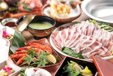 鹿児島のお料理を満喫できる宴会向きコース 各種