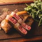 ミートラバー大絶賛の味とボリューム! 『薪焼き肉の盛合わせ』
