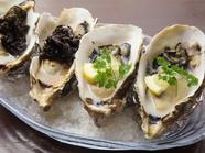 宮城県石巻のブランド「新昌」の牡蠣を堪能!『牡蠣のオーブン焼き』