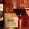 極上の料理が進む、選りすぐりのワインやアルコールメニュー