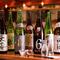 全国各地から珠玉の日本酒をラインナップ