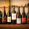 自然派ワインのインポーター経験を持つ店主がセレクトするワイン