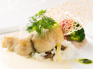 岡山ならではの食材を堪能できる『瀬戸内産鰆のソテー』