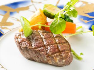 倉敷ではなかなか味わえない「千屋牛」をステーキで