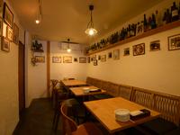 「大人の嗜みとしての食事」を楽しむ自然派ワインとイタリア食堂