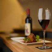 美味しい料理とワインに酔いながら、大切な人と素敵な夜を