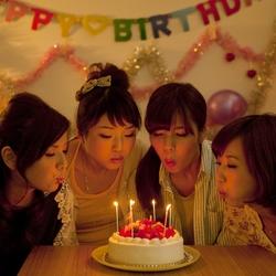 誕生日会や記念日のお祝い・歓送迎会など、大切な方へのサプライズに最適なアニバーサリーコース♪