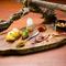 さまざまな味わいを手軽に楽しむ、【ZUCCHERO】の代名詞『ピンチョス』