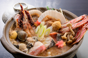 一番人気! 海の幸の旨味たっぷり。 ※塩と味噌お好みの味をお選び下さい。