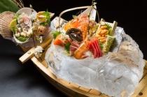 はこだて盛り〈3~4人前〉~海鮮家はこだてオリジナル「北海道」をとことん堪能~