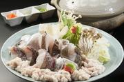道産の真鱈を、昆布だしとポン酢でどうぞ! ※だしポン酢味