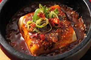 陳家名物『頂天石焼麻婆豆腐』