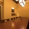 しっとりとした和個室は、打ち解けやすい和やかな空間
