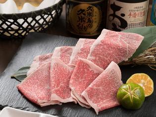 「もとぶ牛」や「イベリコ豚」など、こだわりの「肉」を仕入れ